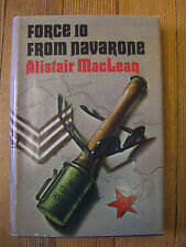 Force 10 From Navarone, 1st Ed., Alistair MacLean, Doubleday, 1968