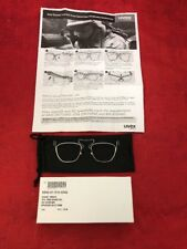 NEW UVEX GENESIS & XC Prescription Insert Rx Carrier Safety Glasses Insert