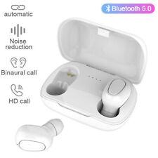 Bluetooth Wireless Headset Earphone Music Earbud for Apple iPhone 7 8 X 11 XS XR