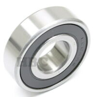 """Ball Bearing HBC 6204-2RS-12 With 2 Rubber Seals 3/4"""" Bore 19.05x47x14mm"""