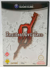Resident Evil Zero-complètement dans neuf dans sa boîte NINTENDO GAMECUBE NGC-très bien