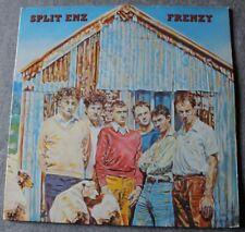 Split Enz, frenzy , LP - 33 tours