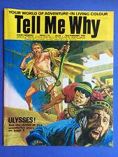 Tell Me ¿Por qué? - Your World of Adventure - N º 25 - FEBRERO 1969 - Maravillas