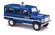Busch Auto-& Verkehrsmodelle mit Einsatzfahrzeug für Land Rover