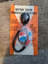 Battery Tester New!