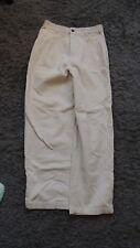 Boys J Khaki khaki cordorey pants size 12