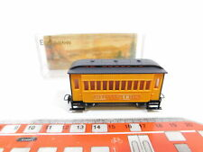 CG107-0,5# Egger-Bahn H0e/DC US-/USA-Personenwagen Western Union, NEUW+OVP