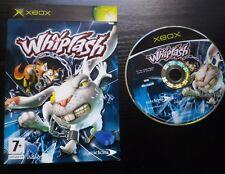 JEU Microsoft XBOX : WHIPLASH (Eidos, sans notice, envoi suivi)