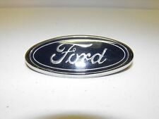 """92-04 Mustang Ford Blue Oval Badge Ornament W Pins F5ZB-6342550-AA 3 1/2"""" F"""