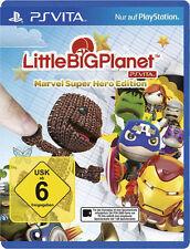 Sony Playstation Vita PSV PSVita * Little Big Planet Marvel Super Hero Edition *
