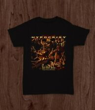 HYPOCRISY HELL OBER SOFIA SWEDEN DEATH METAL BAND FROM T-SHIRT TEE S M L XL 2XL