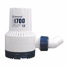 Attwood Heavy Duty Bilge Pump 1700 GPH 12 Volt 4730-4 Marine MD