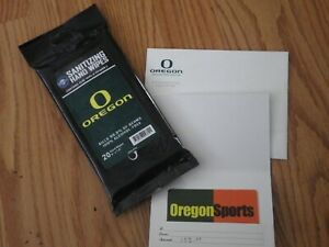 University of Oregon Duck$ Gift Card & Official T SHIRT NCAA MEN'S L GREAT GIFT