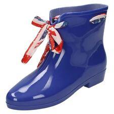 stivali di gomma da donna blu Numero 39