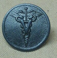 WWI US Army Medical Veterinary Corps Collar Disk