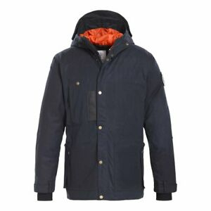 Brand New With Tags Navy Alps and Meters Patrol Parka Ski Jacket Size L $795