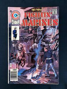 FIGHTIN' MARINES #129 CHARLTON COMICS 1976 VF
