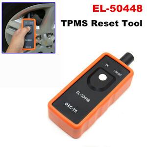 Tire Pressure Reset EL-50448 Car Tire Pressure Monitor Sensor OEC-T5 Activation
