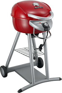 Char-Broil Bistro Electric Patio Grill RED - New In Box