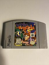 Banjo Kazooie AUTHENTIC Nintendo 64 1998 N64 - Cartridge Only - Tested & Working