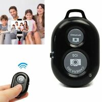 2PC Wireless Bluetooth Camera Remote Control Shutter Self-timer f iPhone Android