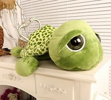 Peluche Tortuga Ojos Grandes Big Eyes Turtle Plush 20 cm