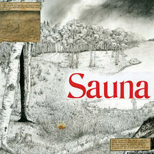 Mount Eerie SAUNA 2x 45rpm Vinyl LP Record & MP3 microphones phil elverum NEW!!!