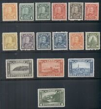 CANADA #162-77, Complete set, og, NH, VF, Scott $1,029.00