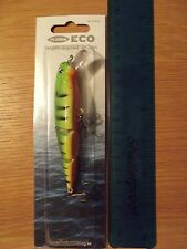 FLADEN ECO DOUBLE JOINTED 10.5CM FIRE TIGER LURE 18-2710FL65 14GRAMS