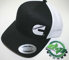 3fce1694 Dodge Cummins trucker mesh summer cummings hat ball cap snap back base black
