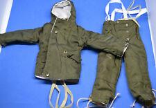 1//6 Lady Windbreaker Anzug Set mit Schal Zubehör für Hot Toys 12in