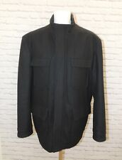 BHS - Atlantic Bay Black Jacket - Excellent Condition - XL - Thames Hospice