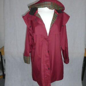 Ladies Jack Murphy Outdoor Jacket size 14