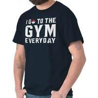 Im Going To The Gym Everyday Gamer Nerd Go Short Sleeve T-Shirt Tees Tshirts