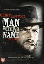 The Man With No Name Trilogy DVD 5039036068963 Clint Eastwood Gian Maria V.