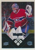 2008-09 Black Diamond Quad Diamonds 178 Carey Price Montreal Canadiens