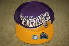 "LSU TIGERS TOP OF THE WORLD ""ELECTRIC SLIDE"" MESH BACK SNAPBACK HAT (NWT)"