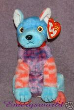 TY Beanie Babies Hodge-Podge the dog Retired