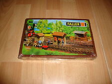 3 STRECKENHÄUSCHEN BY FALLER HO 120140 MADE IN GERMANY NEW FACTORY SEALED