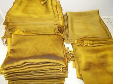 """KW-131 83 ish Yards Gold Chiffon 45"""" Draping Wedding Decor"""