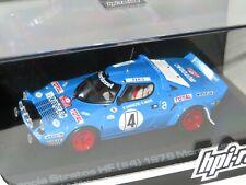 1/43 hpi-racing Lancia Stratos HF Chardonnet Rally Monte Carlo 1979 B.Darniche