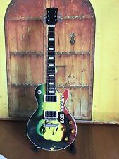 Bob Marley - Gibson Les Paul Miniature Electric Guitar