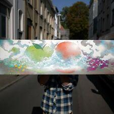 Peinture sur toile (acrylique et sprays)