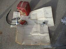 NOS OEM Ford 1964 FAIRLANE FALCOLN COMET ROTUNDA Chrome Remote Mirror