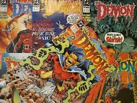 DC COMICS | THE DEMON | 1990 | VARIOUS ISSUES