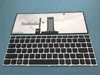 For Lenovo G41-35 Z41-70 Z41-70-ITH Z41-70-IFI English Keyboard Silver Backlit