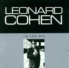 Leonard Cohen - I'm Your Man SONY CD 1988
