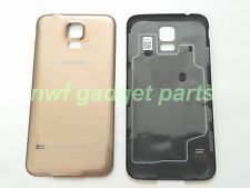 Original OEM Samsung Galaxy S5 Battery Back Cover W/NFC for SPRINT/TMOBILE GOLD