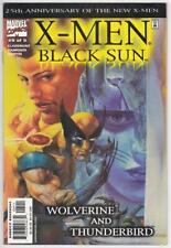 X-Men Black Sun #5  - Marvel - 2000, Wolverine and Thunderbird