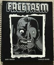 FACETASM, SIGNED, LIMITED EDITION BY GARY PAINTER & CHARLES BURNS